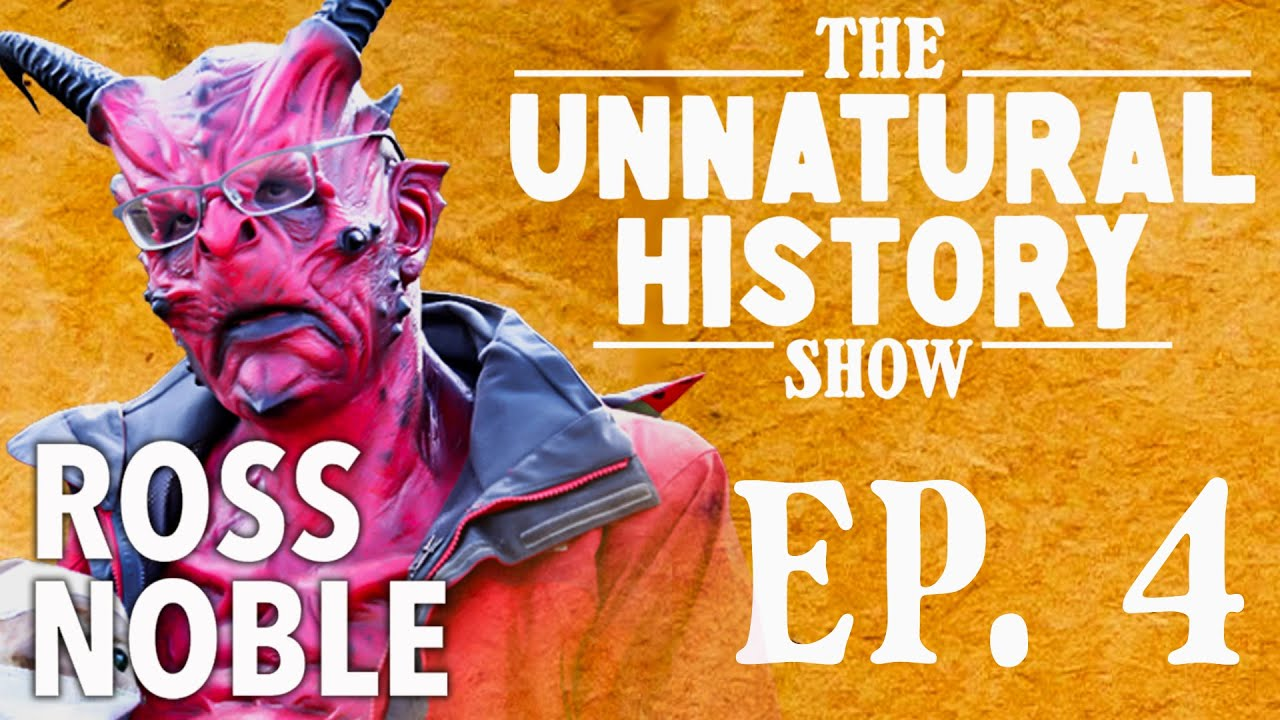 Download The Unnatural History Show with Ross Noble - Ep. 4