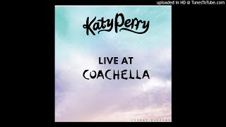 Katy Perry - I Kissed A Girl - Live At Coachella (Studio Version) [Track # 6]