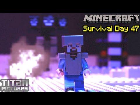 Lego Minecraft Survival 47