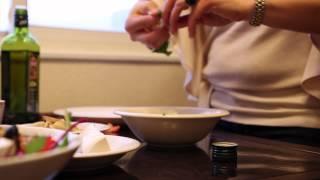 Мари Азнавур: Салат с тунцом