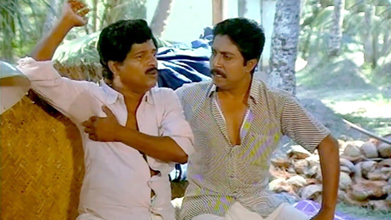 ശ്രീനിവാസന്റെ പഴയകാല സൂപ്പർ കോമഡി സീൻ | Sreenivasan Comedy Scenes | Malayalam Comedy Scenes