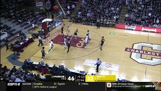 Extended Highlight: Purdue vs. Appalachian State | Big Ten Basketball