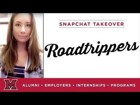 Madison's Implementation Internship for Roadtrippers in Cincinnati, OH