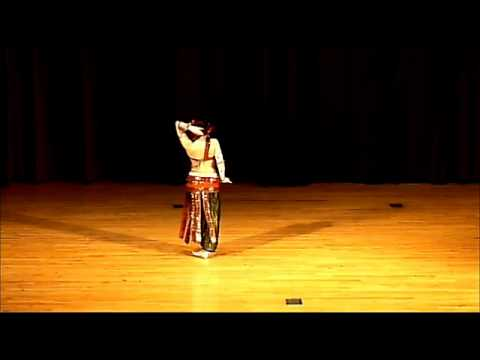 Moria Chappell in Taiwan: Tribal Fusion...