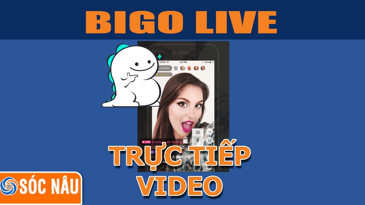 Hướng dẫn cài Bigo live trên máy tính