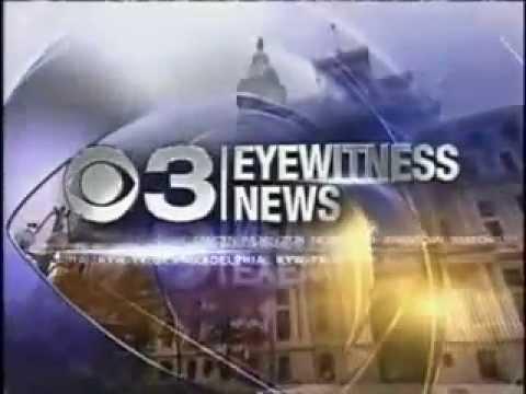KYW-TV news opens