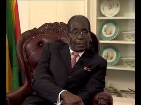 President Mugabe's interview on the eve of his 90th birthday part 2