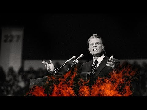 Billy Graham's Apostasy: The Broad Road to Hell by Sam Adams