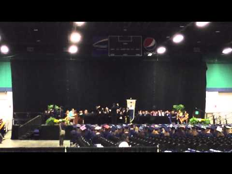 UNCG School of Education Graduation 5-9-2014