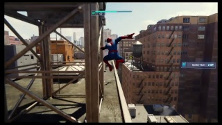 Let's Try The New SPIDERMAN Game!
