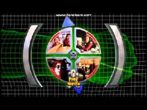 Opening To Spy Kids 2001 DVD
