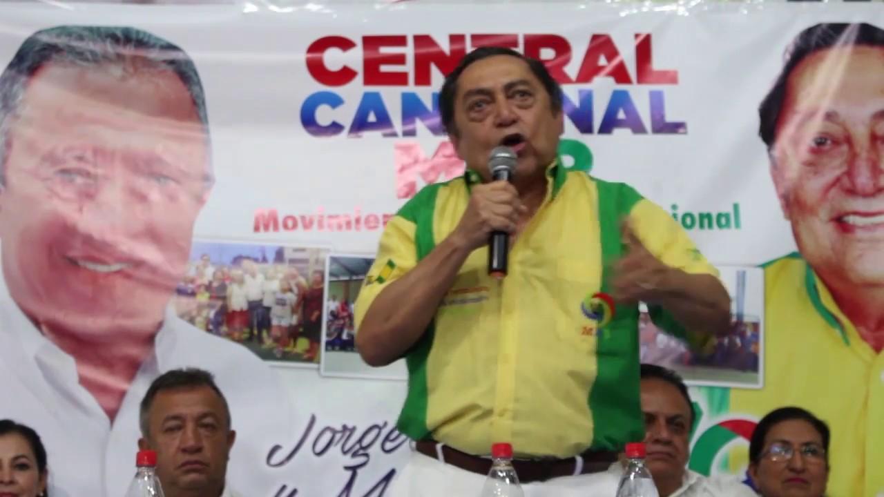 #Elecciones2019Ec - #SantaRosa | Lanzamiento candidatura Jorge Chávez