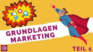 "Massive Open Online Course  ""Grundlagen des Marketing"" - Teil 1 von 22"