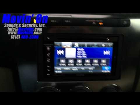 H3 Alpine Navigation Radio and Backup Camera