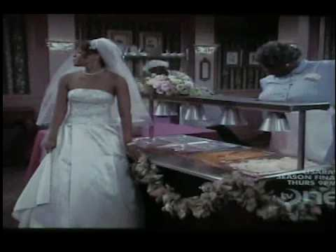 Cedric The Entertainer Presents- Cafeteria Lady at a wedding