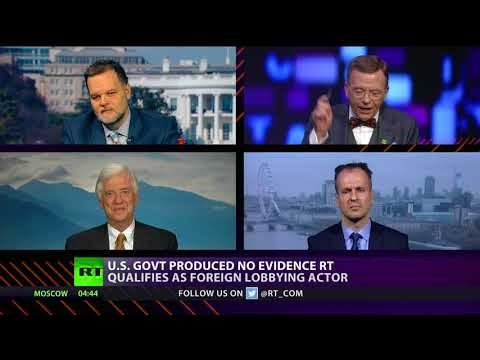 CrossTalk: Is RT a Foreign Agent?