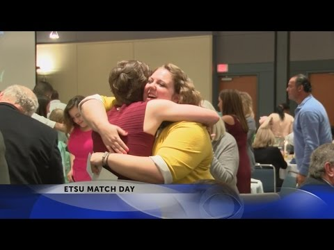 PHOTOS: Quillen College of Medicine students participate in Match Day