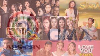 Pinoy teleserye TV    GMA & ABS CBN   OFW DITO NA!