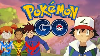 Ash Ketchum Plays Pokemon GO - Elite3