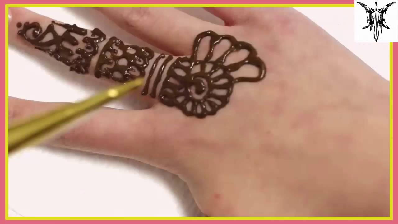 Henna Tattoo Designs Fantastic Henna Tattoos Tattoo Easily Youtube