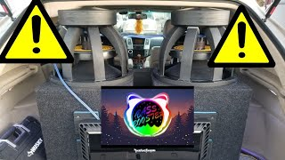 EXTREME SUBWOOFER BASS TEST MUSIC