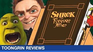 IS SHREK 4 THE WORST? | ToonGrin Reviews Shrek Forever After