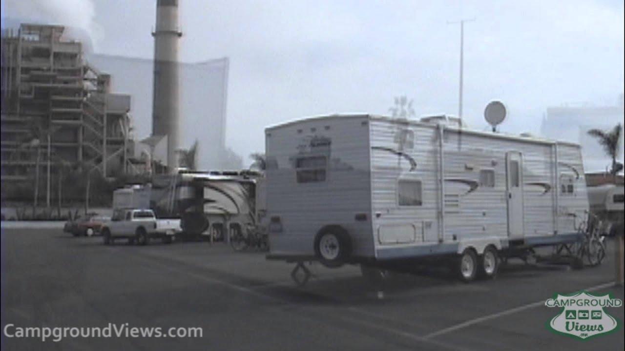 Campgroundviews Com Huntington By The Sea Rv Resort Huntington Beach California Ca