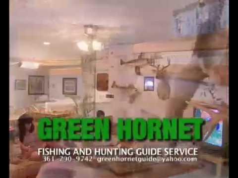 Green Hornet Guide Service