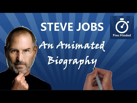 Steve Jobs Quick Biography: Apple
