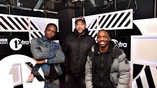 Krept and Konan talk Revenge Is Sweet, entrepreneur life, Cadet and more with DJ Target