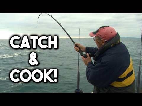 Long Tide Fishing - CATCH N COOK!