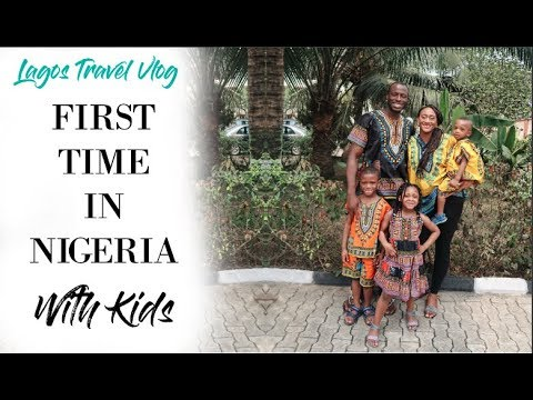 LIFE IN LAGOS | NIGERIAN FAMILY TRAVEL VLOG | PART 2