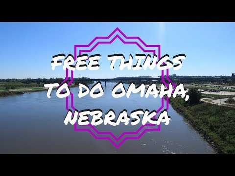 THINGS TO DO IN OMAHA NEBRASKA | USA TRAVEL VLOG