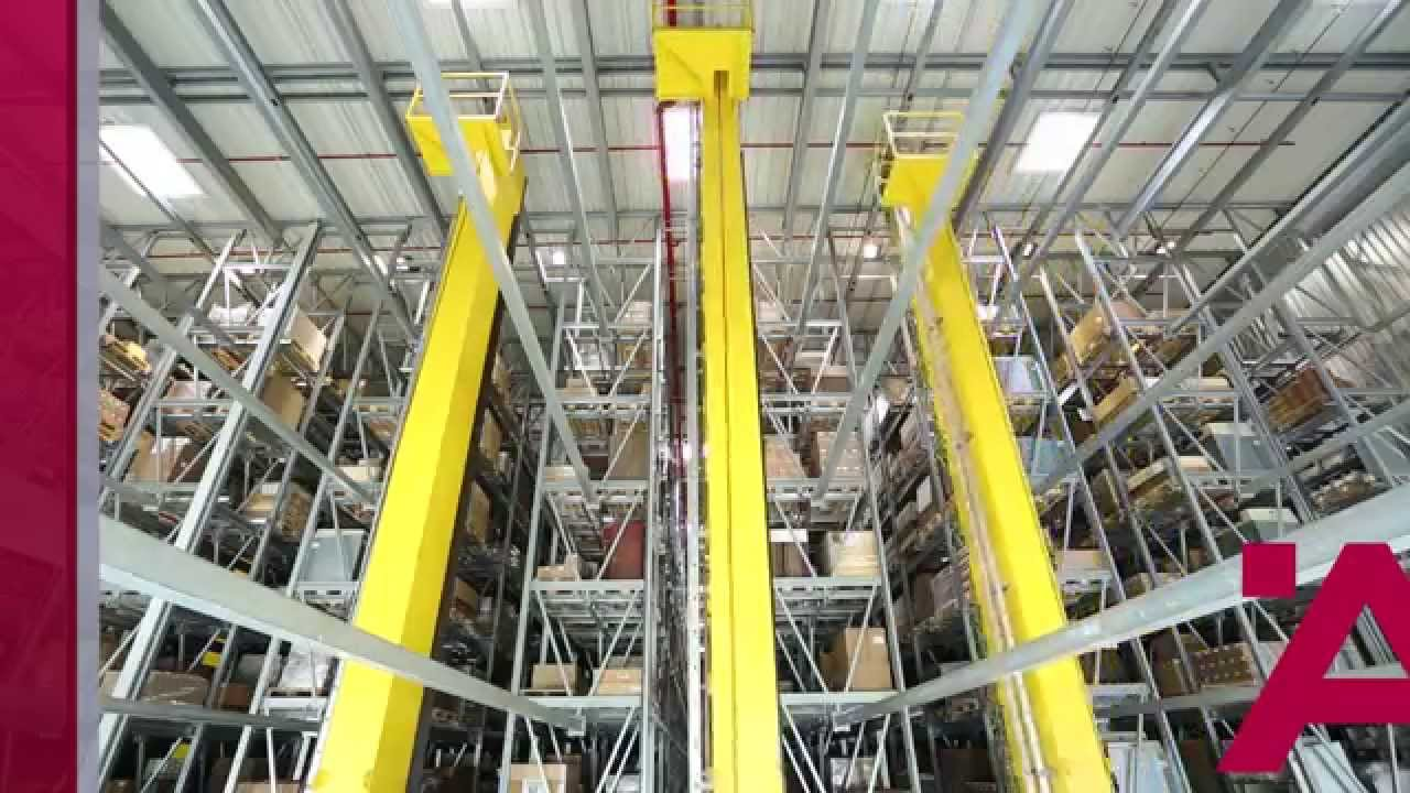 Logistics at Häfele: Central warehouse and bag packing in Nagold