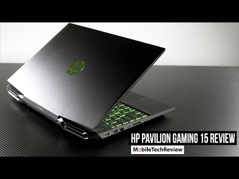 HP Pavilion Gaming 15 Review