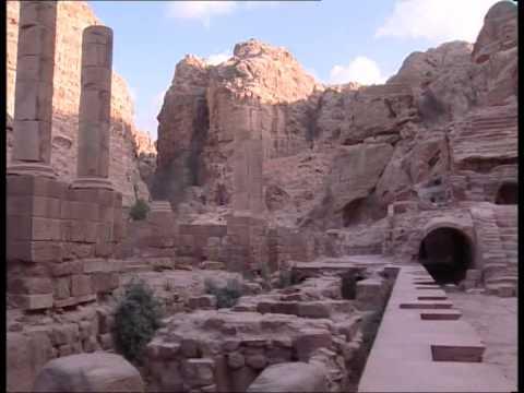 Загадочная Петра - древний город в Иордании