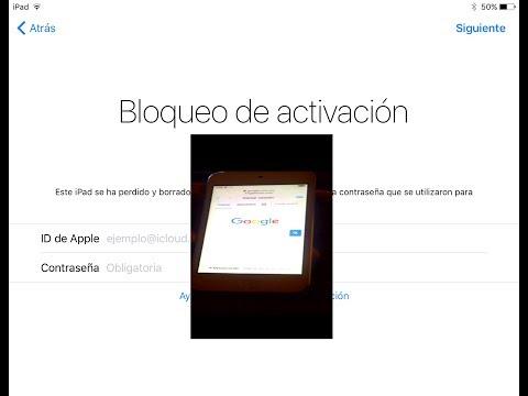 Saltar bloqueo de activación en una iPod touch5th generation by angellomix