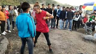 Gurbathan vs birpara freestyle battle red birpara blue gurbathan