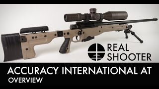 Accuracy international at overview