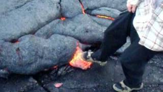 Deaf lava boy! MUST SEE THIS CRAZY VIDEO!!!!! (This my home)