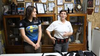 Intro To 3 Gun Gear With Lena and Kay Miculek