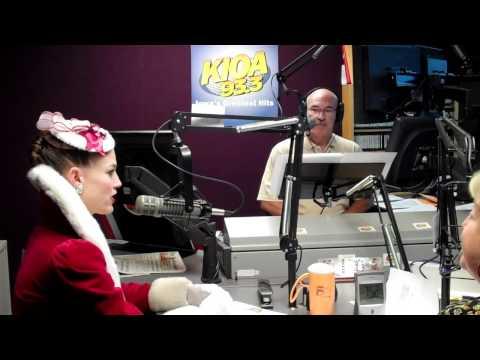 Rockettes Interview on KIOA