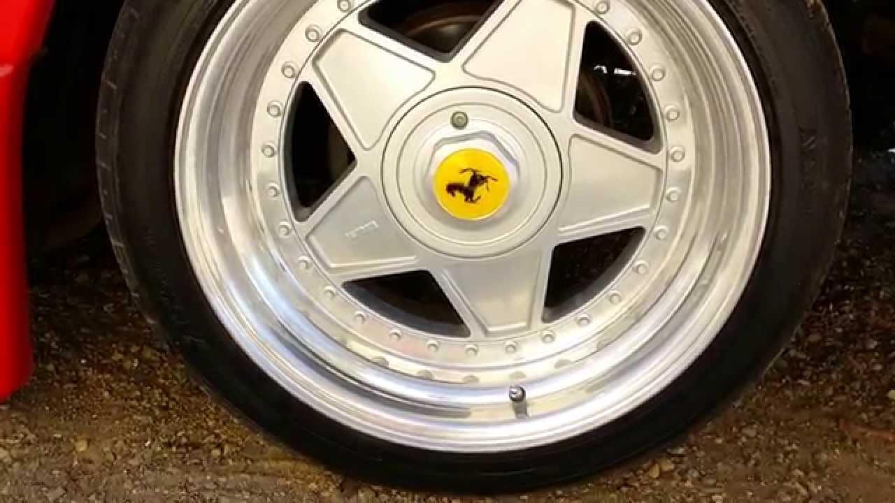 Ferrari F40 For Sale >> Ferrari F40 Replica FOR sale - YouTube