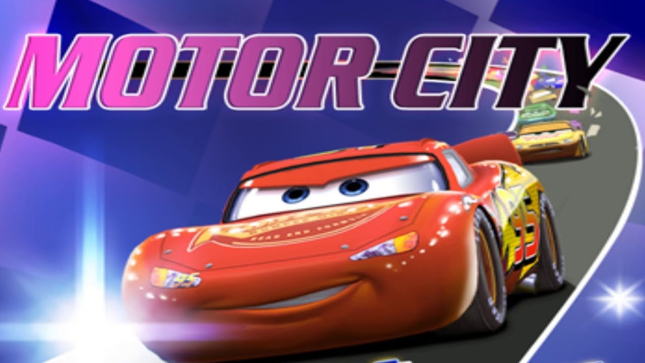 Cars Piston Cup Race Game