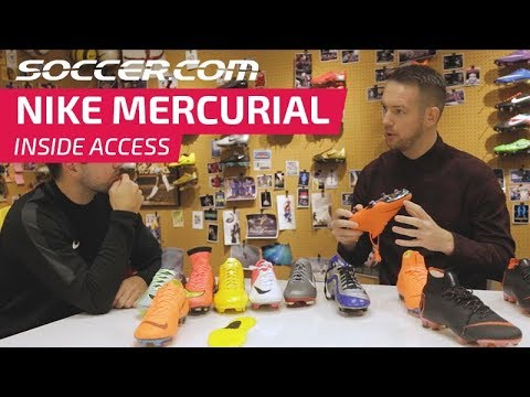 6bacb7883e7d Nike Mercurial Superfly 360 - Inside the Tech Exclusive with Nike's Alex  Pickett