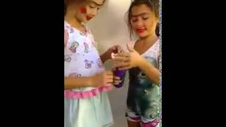 dontjudgechallenge two girls