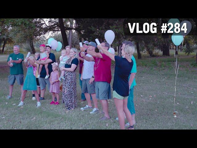VLOG #284 / Baby #2 GENDER REVEAL! / August 28, 2020