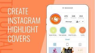 Wie erstelle Instagram Highlight Deckt