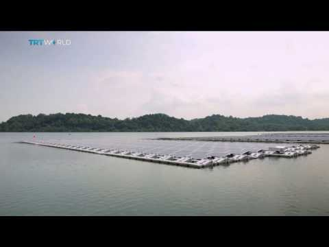 Singapore Solar Ambitions: Solar power taking off as alternative energy