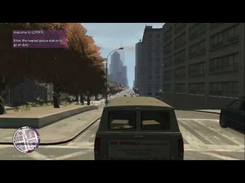Grand Theft Auto IV EFLC | LCPDFR | Jacksonville Police